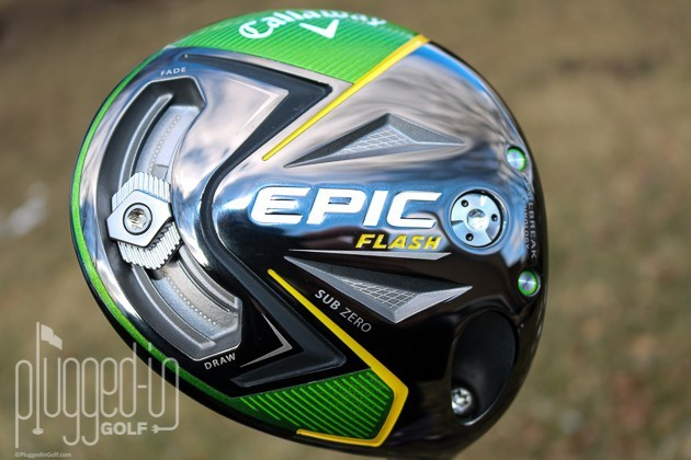 Callaway Epic Flash Sub Zero Driver Review by Plugged In