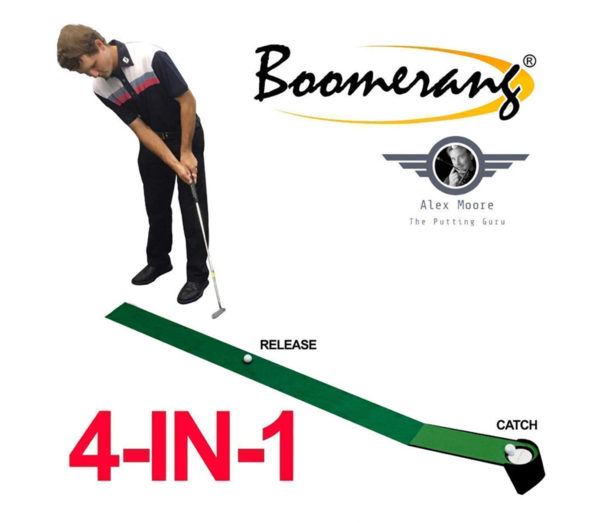 Holemore: The Putting Fix By Boomerang Golf 2