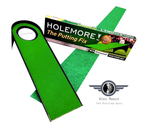 Holemore: The Putting Fix By Boomerang Golf 3