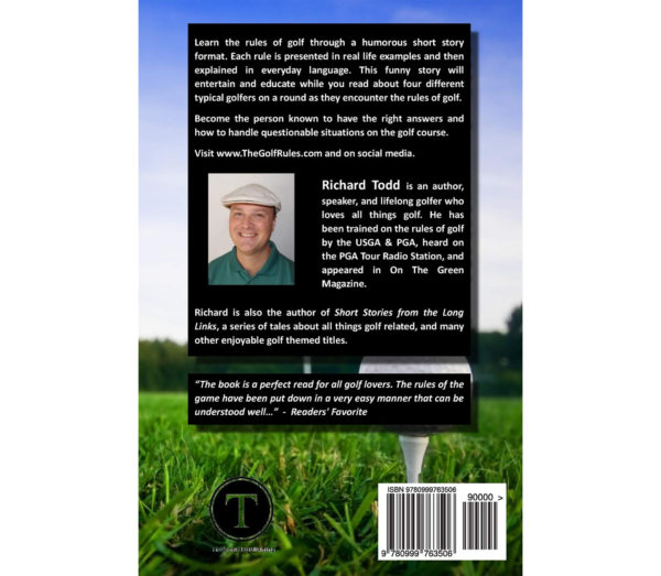 The Golf Rules – Stroke Play 2